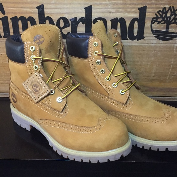ccd1d007c37 Timberland Brogue Exclusive Release Boots NWT